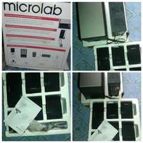 High quality microlab sound system