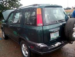 Super Clean First Body Honda CRV 2000 Model