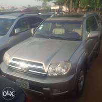 Few Months NIGERIAN USED Toyota 4Runner, 2005. Very OK