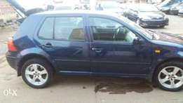 Very clean and good condition Golf 4 for Sale