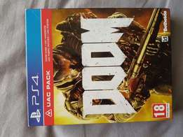 PS4 doom game