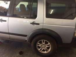 Discovery 3 TD V6 Now Stripping For Spares
