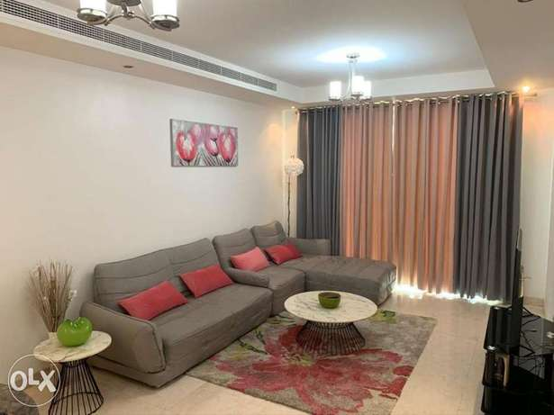 Luxury 2 BR apartment at Grand Mall
