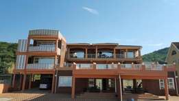 Leisure Accommodation with Incredible Sea views North of Durban