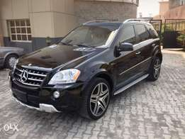 2010 Mercedes ml350 upgraded to 63 AMG