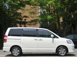 Superb Toyota Noah For Hire at 5k Per Day