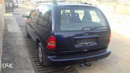 Super clean Chrysler voyager for sale