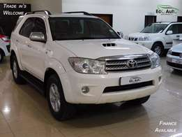 2010 Toyota Fortuner 3.0 D4D 4x4 now available at Eco Auto Mbombela