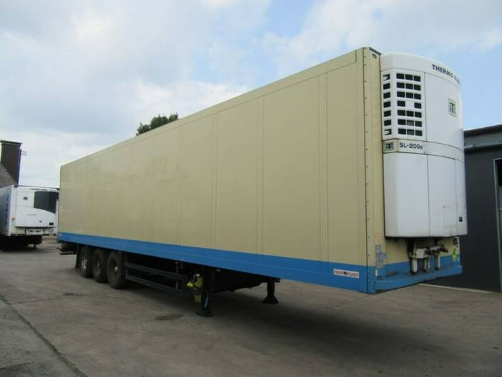 Schmitz Cargobull SKO 24 Cool FP65 Thermo-King - 2008