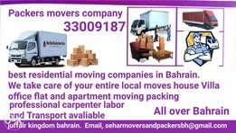 (Moving & Packing) Very fast and secure move with company,