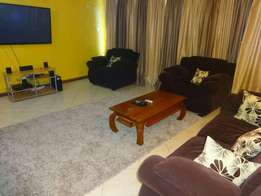 QUINTESSENTIAL 2 bedroom FULLY FURNISHED Apartment for shot let stay