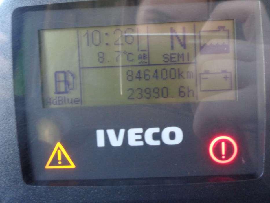 Iveco Trakker 450 + Euro 5 + KIPPER + PTO - 2008 - image 25