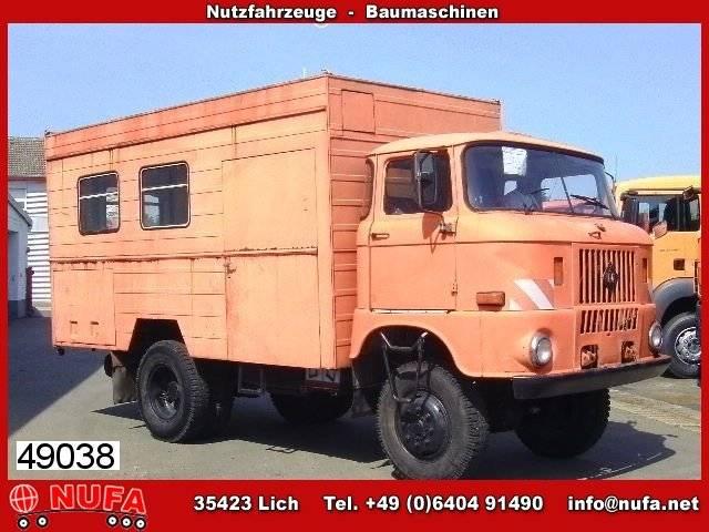 Andere - W 50 LA 4x4 - 1981