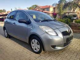 2008 Toyota Yaris Air conditioning