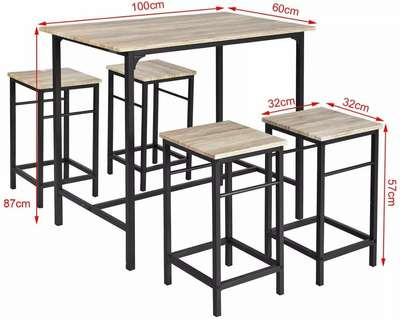 Kitchen Counter Bar Stools And Matching Bar Table Call House Of Chairs Furniture Decor 1062044667