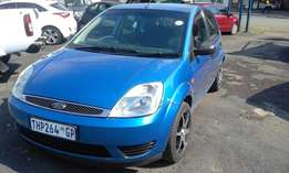 Ford Fiesta 1.4 Colour Blue Model 2007 5 Door Factory A/C &CD Play