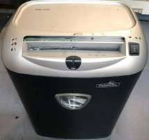 Acco Rexel V120 Paper Shredder for sale