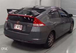 Honda Insight 2010 hybrid sports fashion