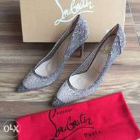 Quality Christian louboutine female shoe
