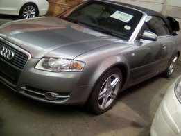Audi a4 2.0t fsi cabriolet a/t