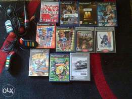 ps2 with games to swop only