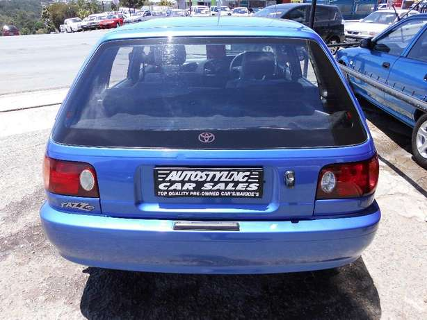 Autostyling Car Sales - East London-01 Toyota Tazz 130 immaculate cond East London - image 3