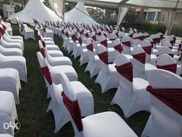 Event Planner and Decor Supplier (Tents Chairs and Flowers)