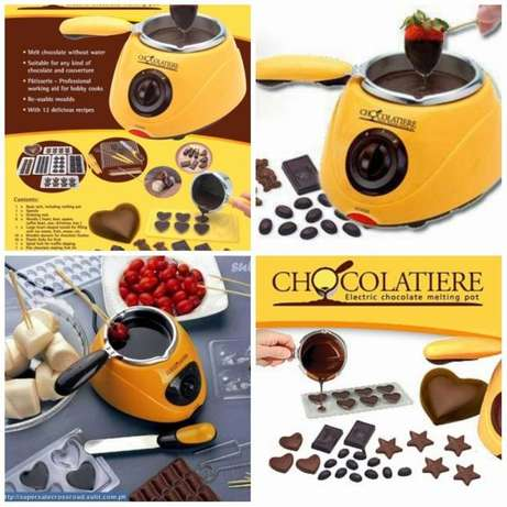 Chocolatiere Melting Pot - WITH ACCESORIES Sunridge Park - image 5