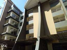 A 2 bedroom apartment Westlands for letting.