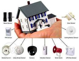 Security installations, gate repairs and installations