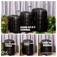 Sonada luggage.