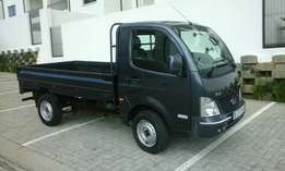 Bakkie for hire - moving - deliveries