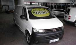 Vw Transporter 2L panel van