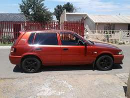 Toyota Tazz Up 4 Grabs