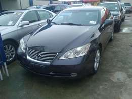 Tokunbo lexus es350 full option