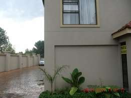 Fully furnished Townhouse to let