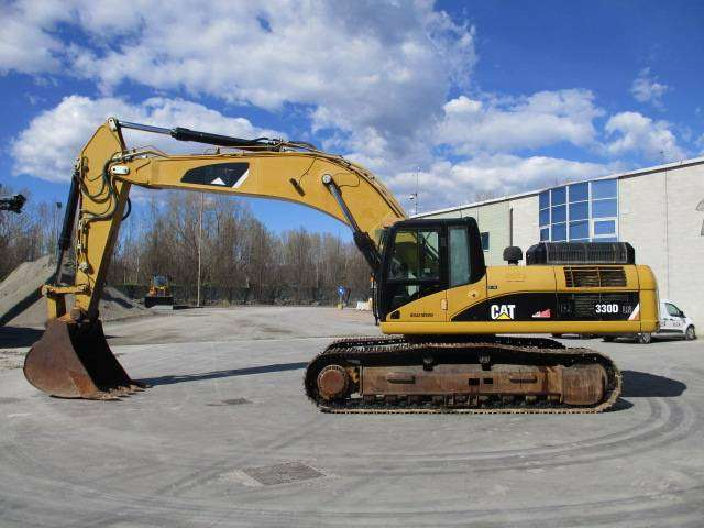 Caterpillar 330 D Ln - 2008