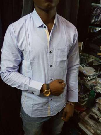 Slim-fit casual Plain shirts Nairobi CBD - image 7