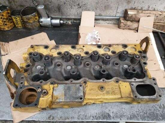 Culatas De Motores Cylinder Head For Excavator