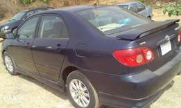First body Corolla for sale
