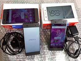 Mint Sony Xperia XA (7.0 Android & 5.0-Inches) with Accessories
