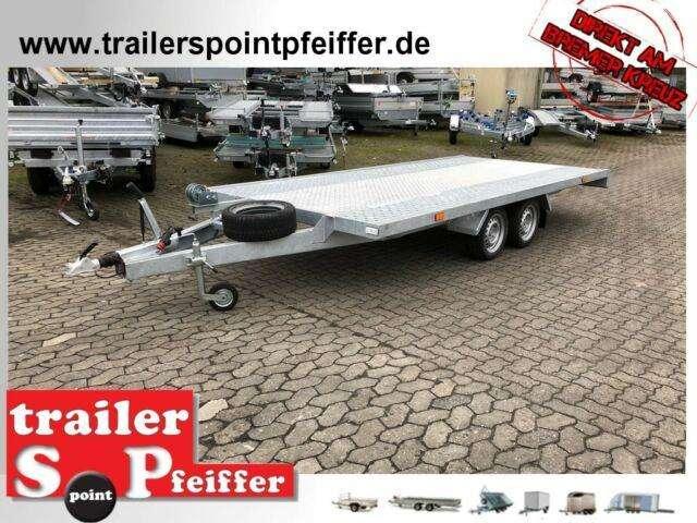 Multitransporter 460 x 210 ALU Boden Gamma