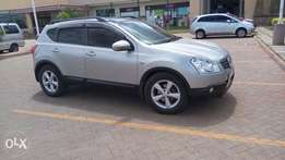 A well maintained Nissan Dualis (Qashqai) on Quicksale