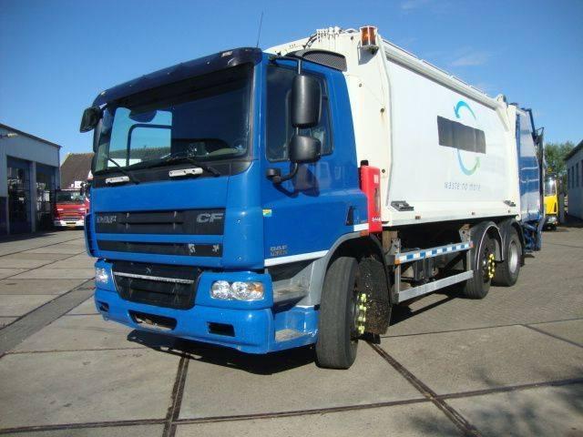 DAF cf250 manuale gear - 2008