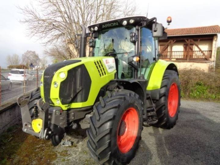 Claas arion 540 cis - 2017