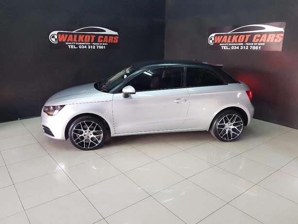 2013 Audi A1 1.4TSi Attraction 3DR Newcastle - image 8