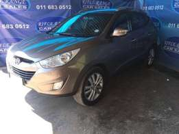 2010 Hyundai iX35 2.0 Executive A/T R149,900.00 Ref(RT014)