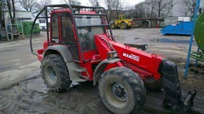 Manitou Mla 628 Turbo - 2001