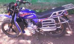 Sell of Tiger motorbike