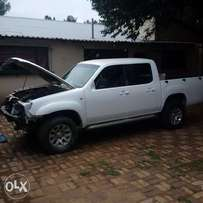 Mazda BT 50. Code 3 With LexusV8 For sale. Double cab